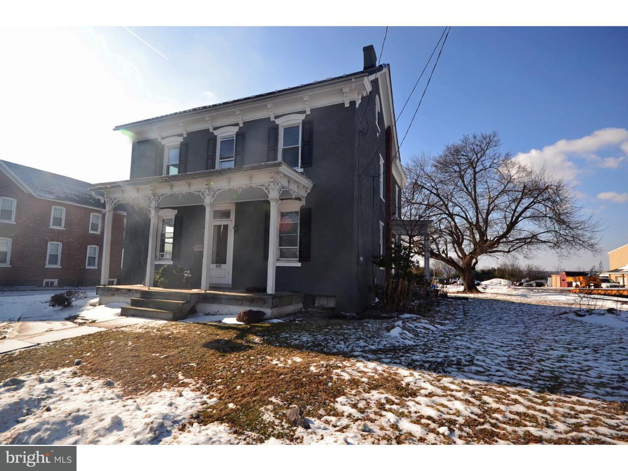 Single Family Home for Rent at 833 MAIN Street Pennsburg, Pennsylvania 18073 United States