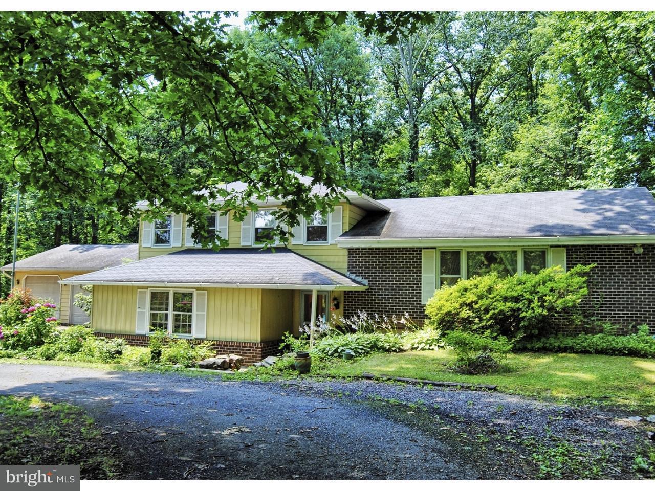 Частный односемейный дом для того Продажа на 138 WAMBOLD Road Green Lane, Пенсильвания 18054 Соединенные Штаты