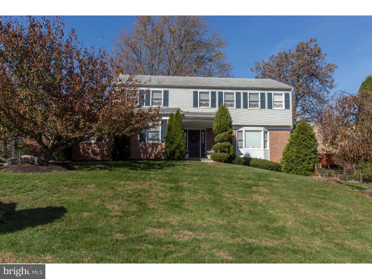 独户住宅 为 销售 在 100 ACADEMY Lane Broomall, 宾夕法尼亚州 19008 美国