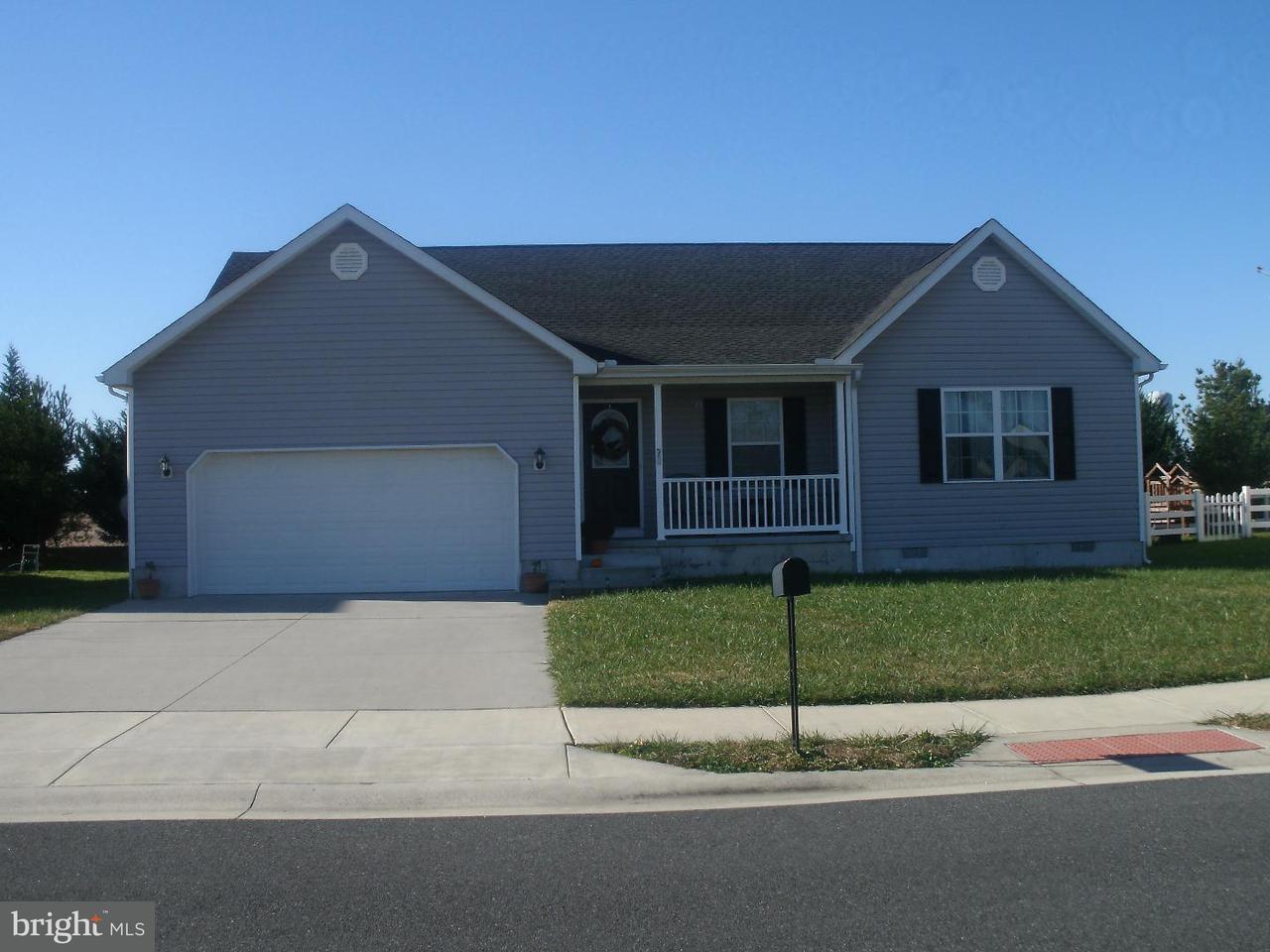 Casa Unifamiliar por un Alquiler en 76 AMY Avenue Magnolia, Delaware 19962 Estados Unidos
