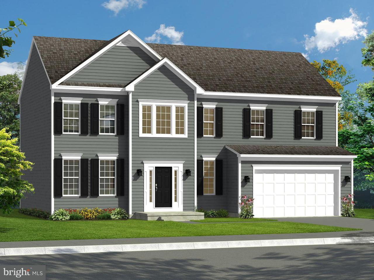 Additional photo for property listing at 0 Byron St #oakdale 2 Plan  Gerrardstown, West Virginia 25420 United States