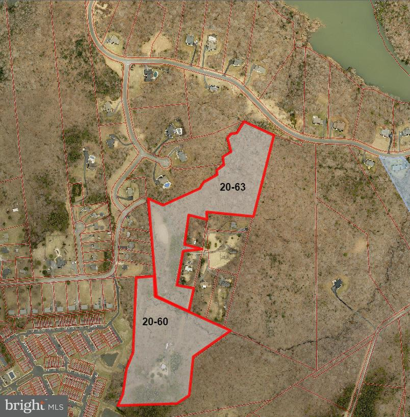 Земля для того Продажа на Ebenezer Church Road Ebenezer Church Road Stafford, Виргиния 22556 Соединенные Штаты