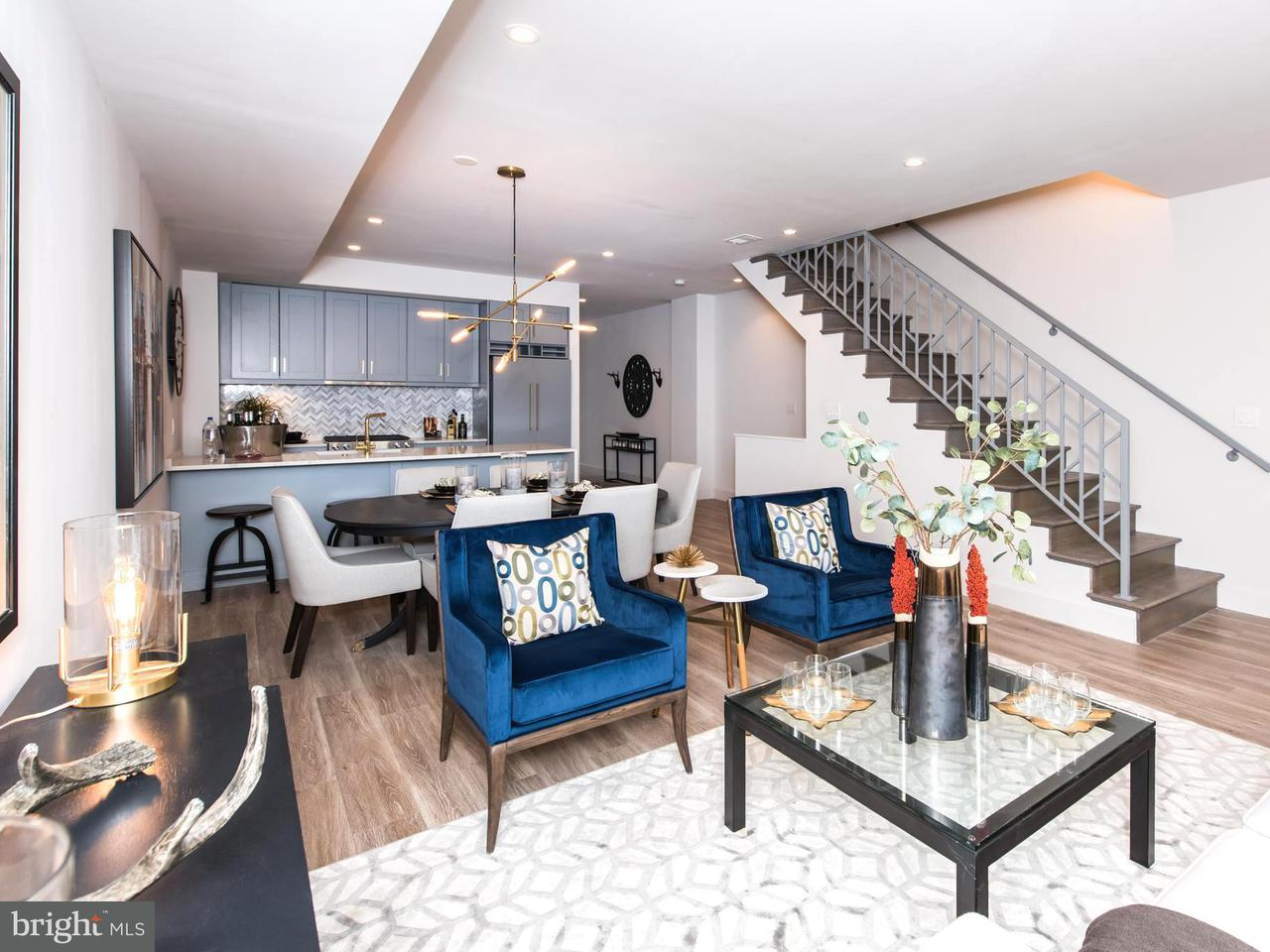 Additional photo for property listing at 3014 Sherman Ave NW #2  Washington, District Of Columbia 20001 United States