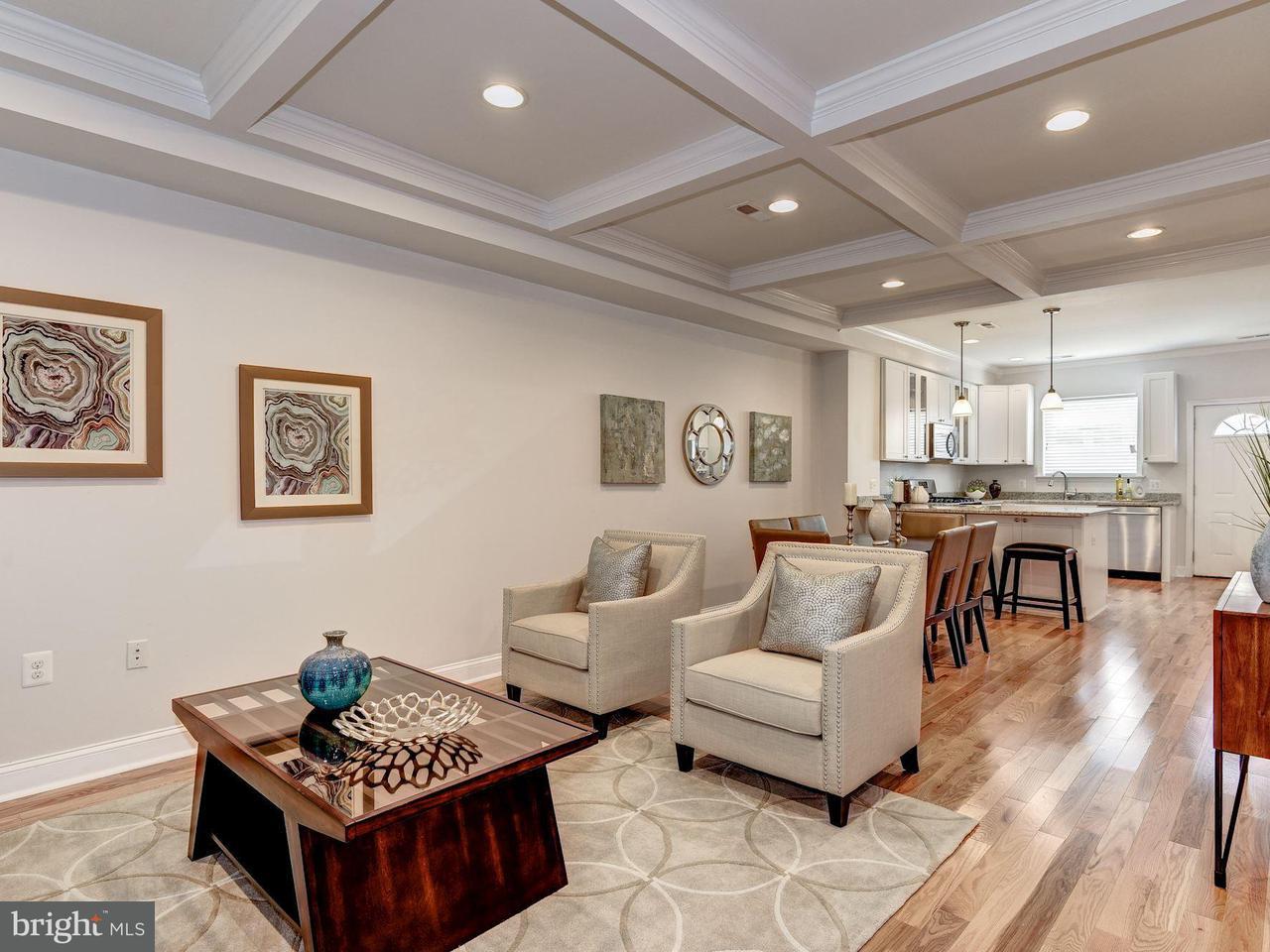 多棟聯建住宅 為 出售 在 1281 OWEN PL NE 1281 OWEN PL NE Washington, 哥倫比亞特區 20002 美國