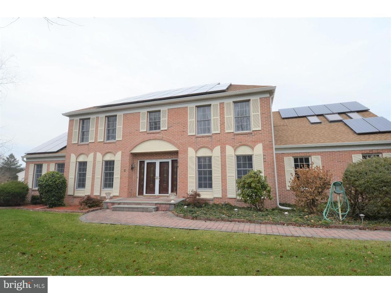 独户住宅 为 出租 在 2 ALDRICH WAY 西温莎, 新泽西州 08550 美国在/周边: W Windsor Township