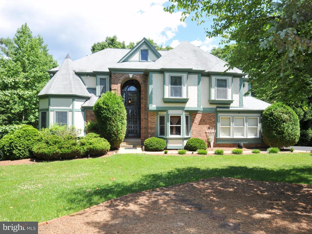 단독 가정 주택 용 매매 에 17319 N. CAMBRIDGE WAY 17319 N. CAMBRIDGE WAY Jeffersonton, 버지니아 22724 미국