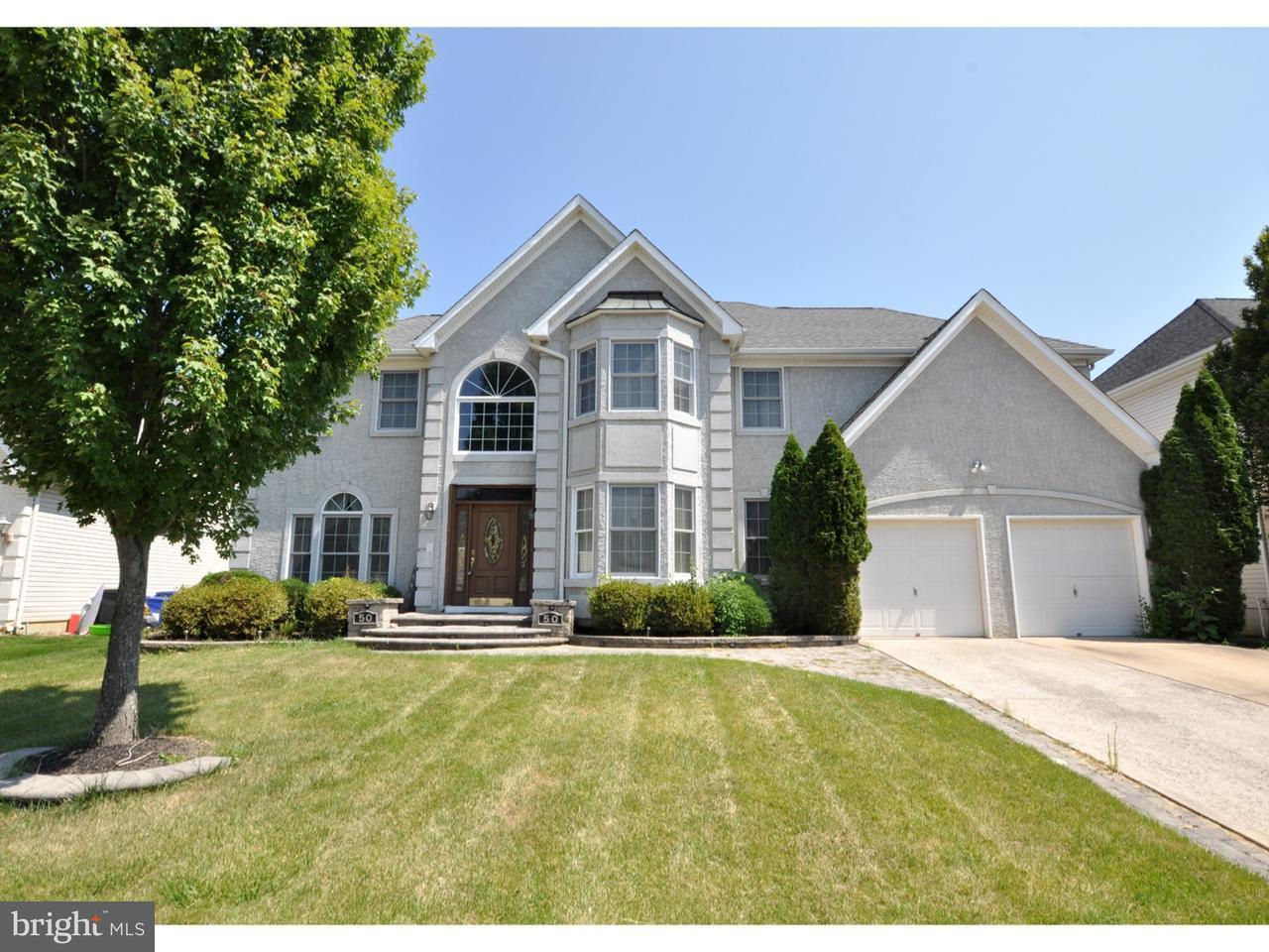 Maison unifamiliale pour l Vente à 50 GREENBRIER Drive Westampton Township, New Jersey 08060 États-Unis