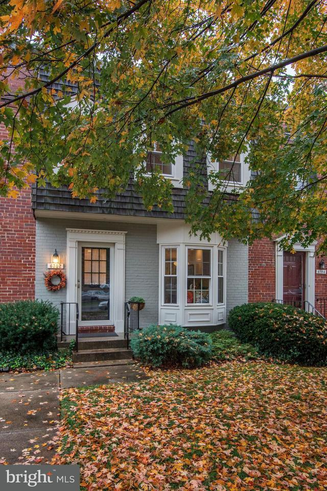 Maison accolée pour l Vente à 6702 OFFUTT LN #196 6702 OFFUTT LN #196 Chevy Chase, Maryland 20815 États-Unis