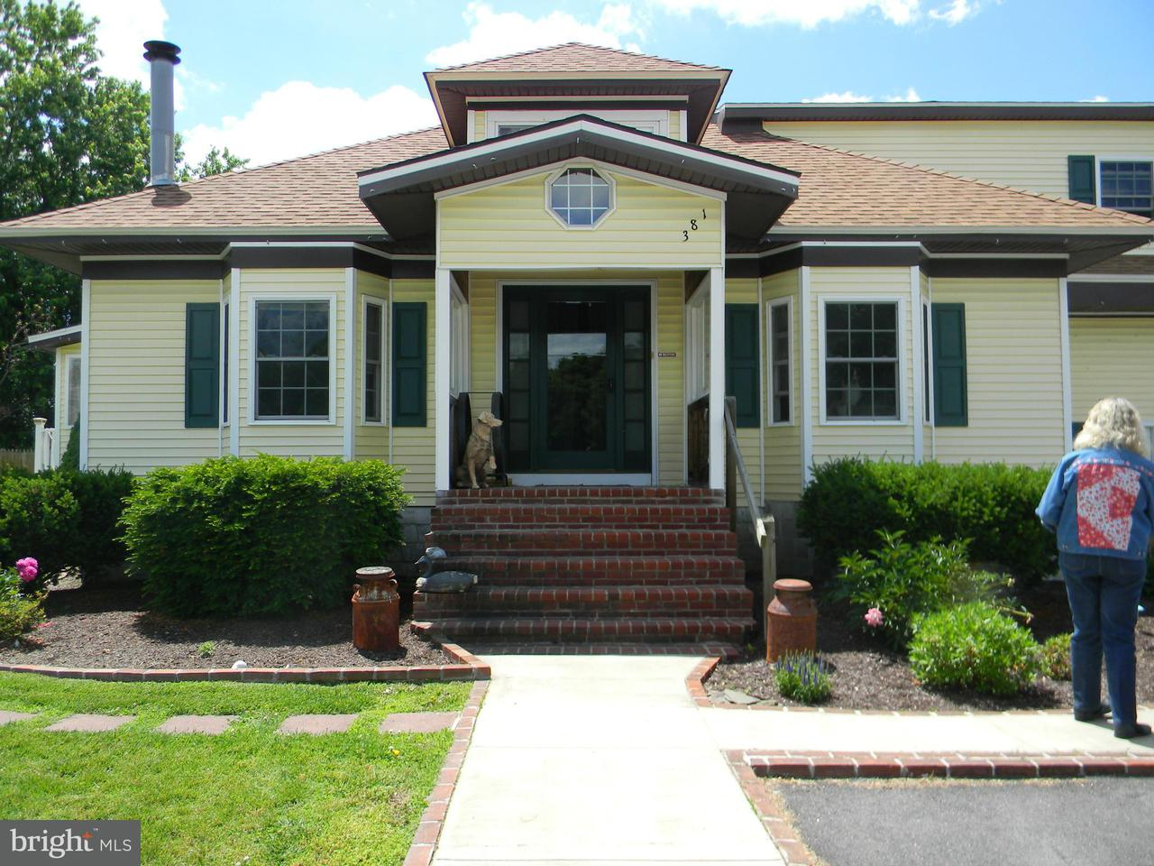 Maison unifamiliale pour l Vente à 381 GLEBE Road 381 GLEBE Road Easton, Maryland 21601 États-Unis
