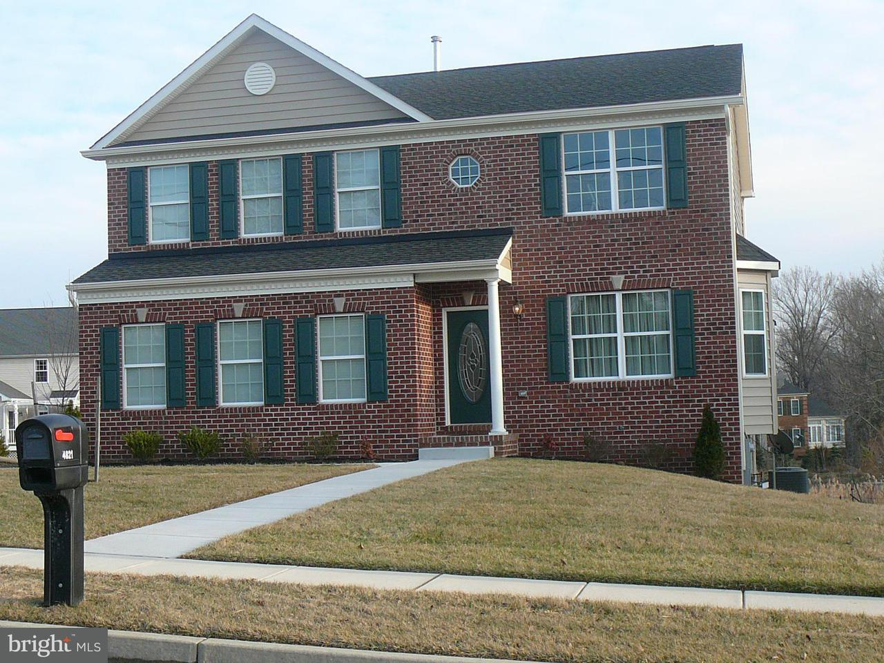 Vivienda unifamiliar por un Venta en 4511 Bucks School House Road 4511 Bucks School House Road Rosedale, Maryland 21237 Estados Unidos