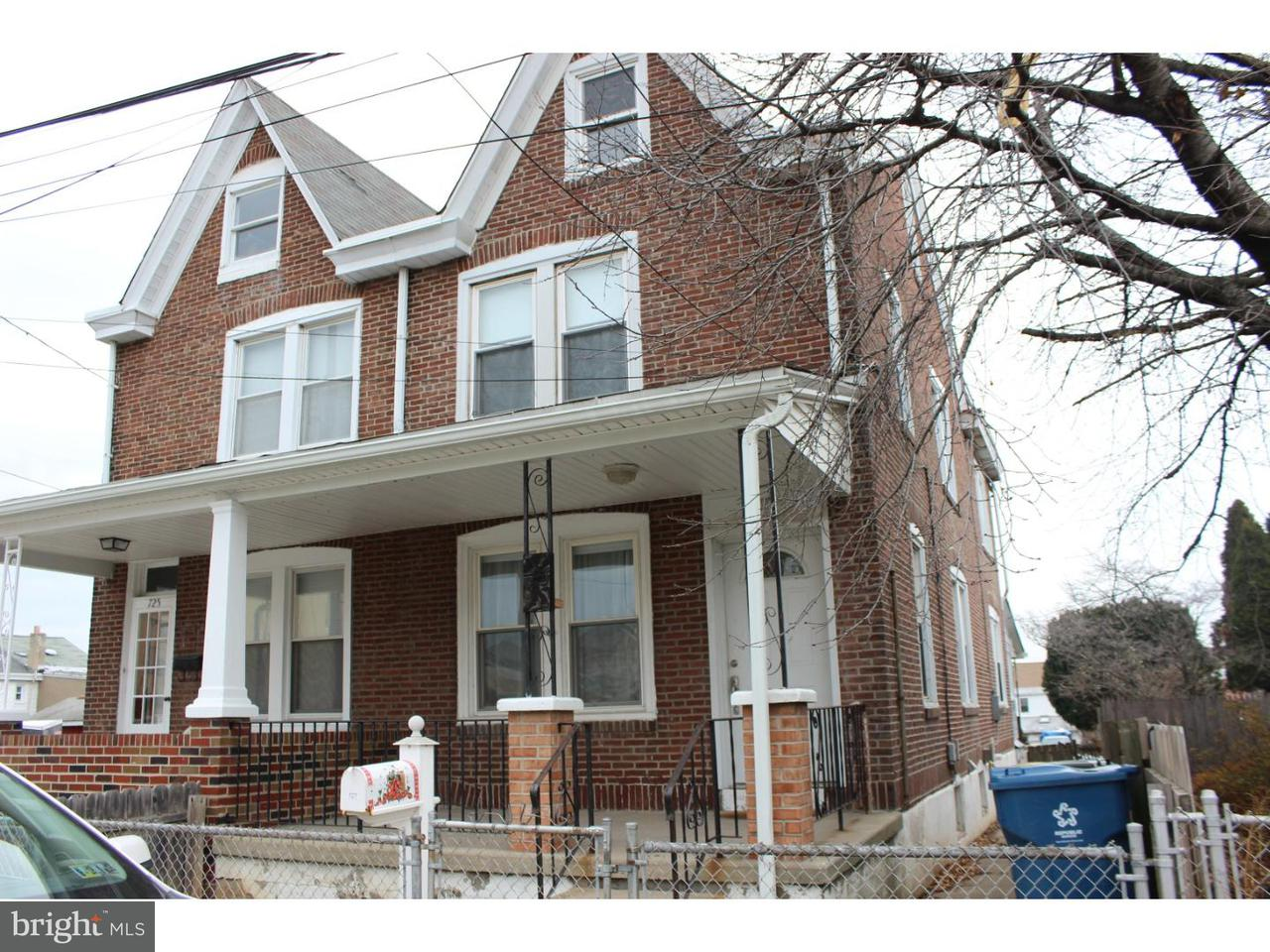 Townhouse for Rent at 727 FRALEY Street Bridgeport, Pennsylvania 19405 United States