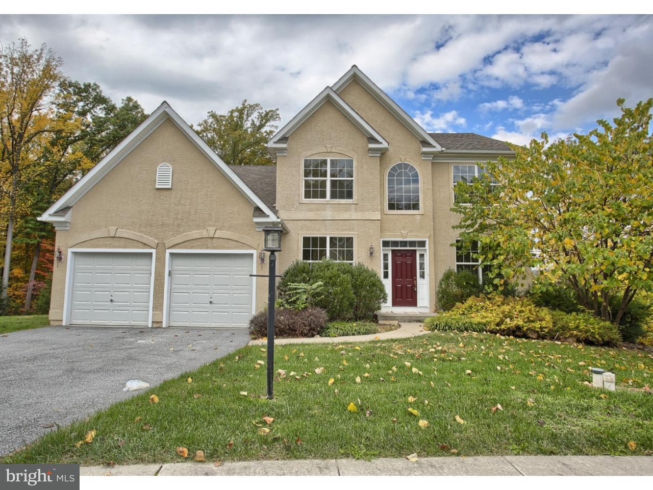Частный односемейный дом для того Аренда на 3244 TYNING Lane Coatesville, Пенсильвания 19335 Соединенные Штаты