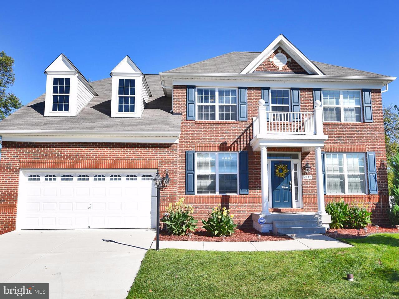 Casa Unifamiliar por un Venta en 5912 GAMBRILL Circle 5912 GAMBRILL Circle White Marsh, Maryland 21162 Estados Unidos