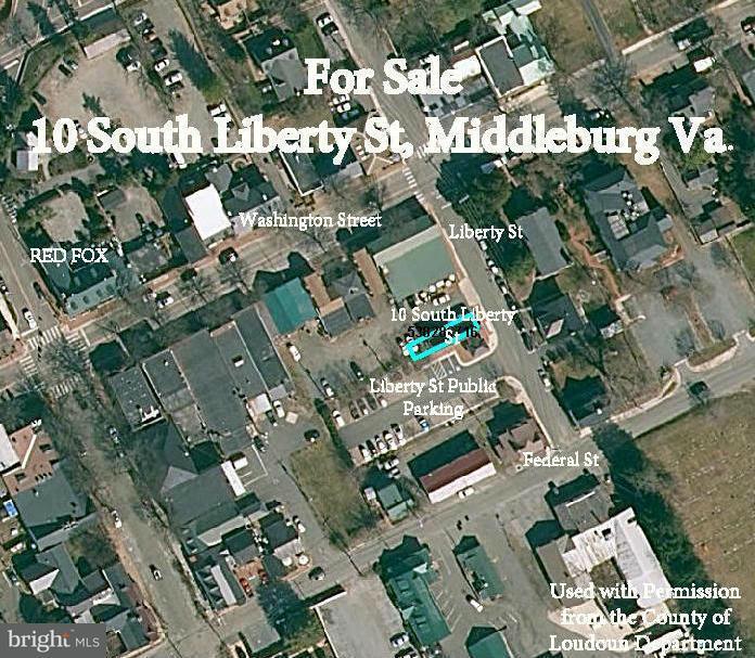 Comercial por un Venta en 10 LIBERTY ST S 10 LIBERTY ST S Middleburg, Virginia 20117 Estados Unidos