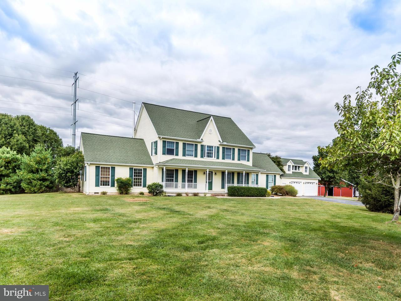 Farm for Sale at 761 PONDTOWN Road 761 PONDTOWN Road Sudlersville, Maryland 21668 United States