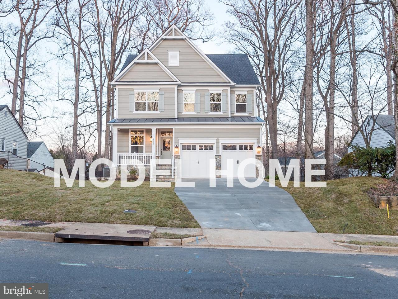 Single Family Home for Sale at Griffith Road Griffith Road Falls Church, Virginia 22043 United States