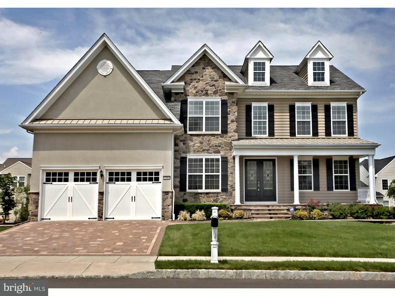 Maison unifamiliale pour l Vente à 1384 GABRIEL Lane Warwick, Pennsylvanie 18974 États-Unis