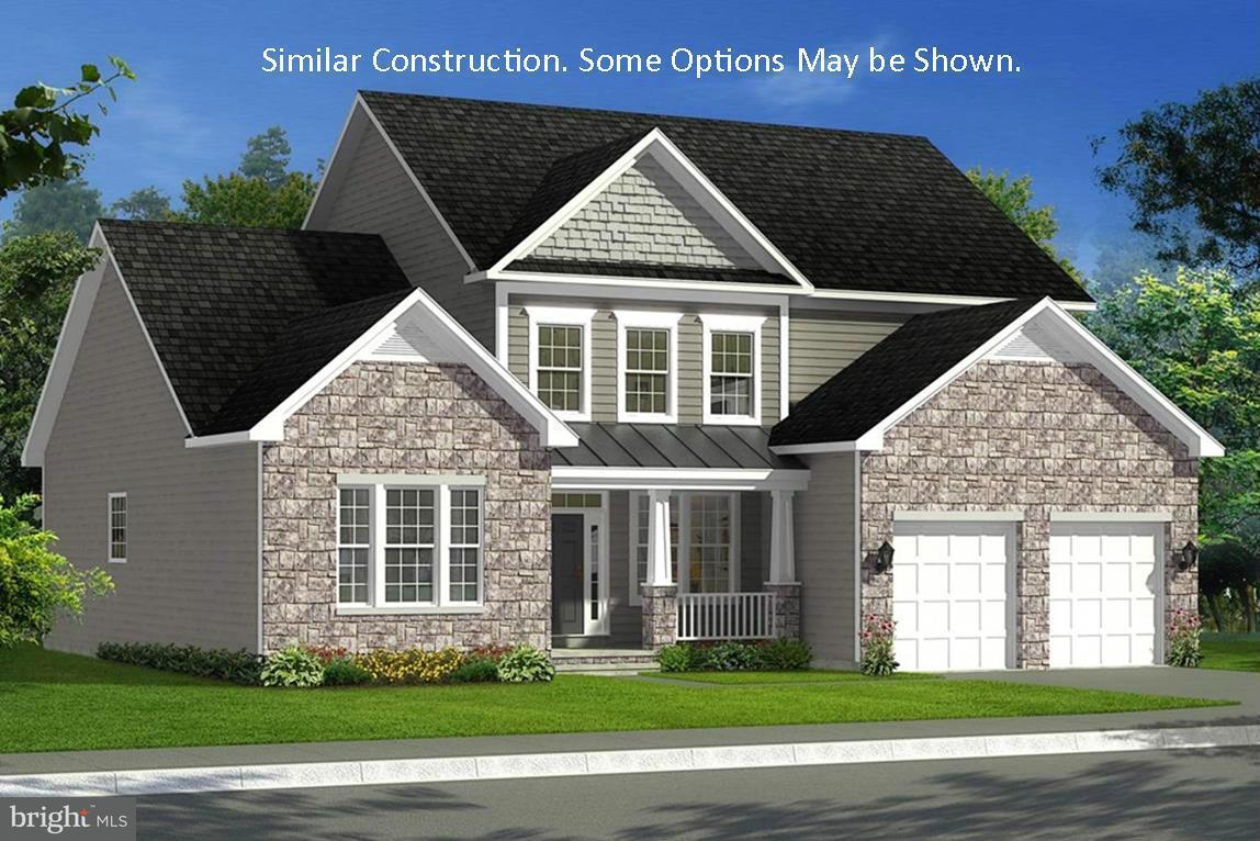 Eensgezinswoning voor Verkoop een t Greenhill Farm Ln #Browning 2 Plan Greenhill Farm Ln #Browning 2 Plan Shepherdstown, West Virginia 25443 Verenigde Staten