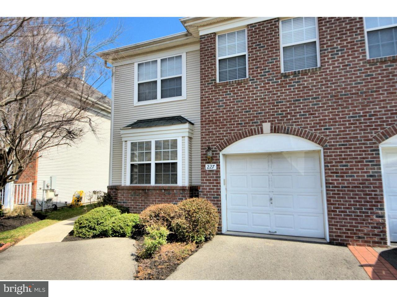 Townhouse for Rent at 227 FOUNTAYNE Lane Lawrence, New Jersey 08648 United StatesMunicipality: Lawrence Township