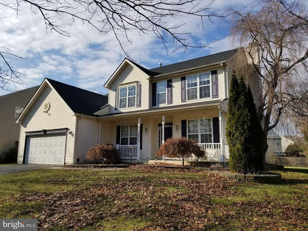 Single Family Home for Rent at 2 DURHAM WAY East Windsor, New Jersey 08520 United StatesMunicipality: East Windsor Township