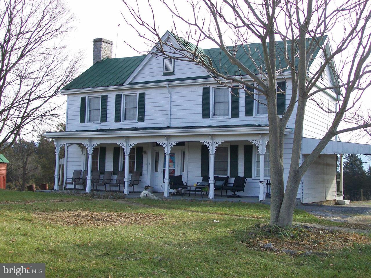 農場 為 出售 在 27812 OLD VALLEY PIKE 27812 OLD VALLEY PIKE Toms Brook, 弗吉尼亞州 22660 美國