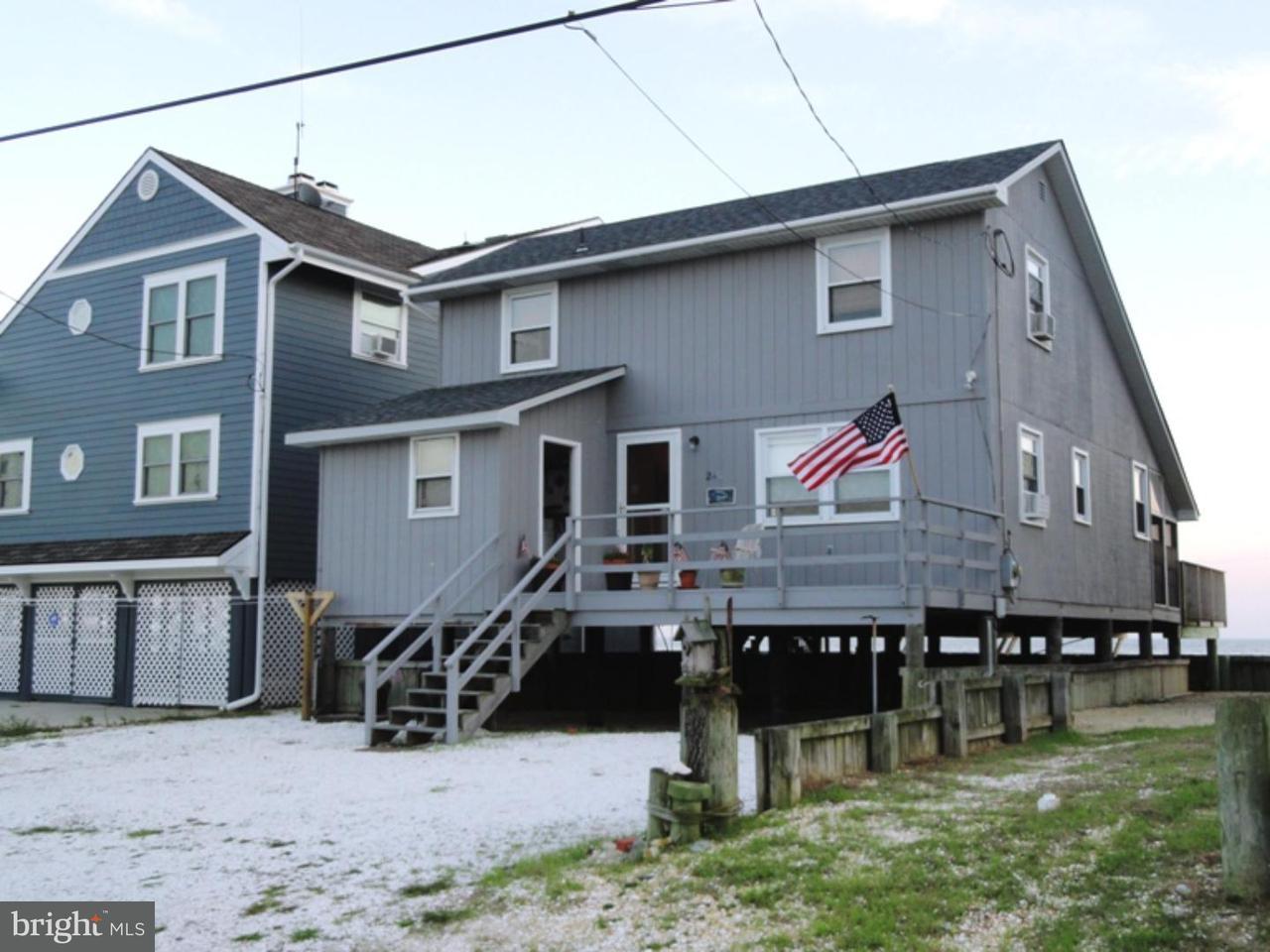 Частный односемейный дом для того Продажа на 246 COVE Road Newport, Нью-Джерси 08345 Соединенные Штаты