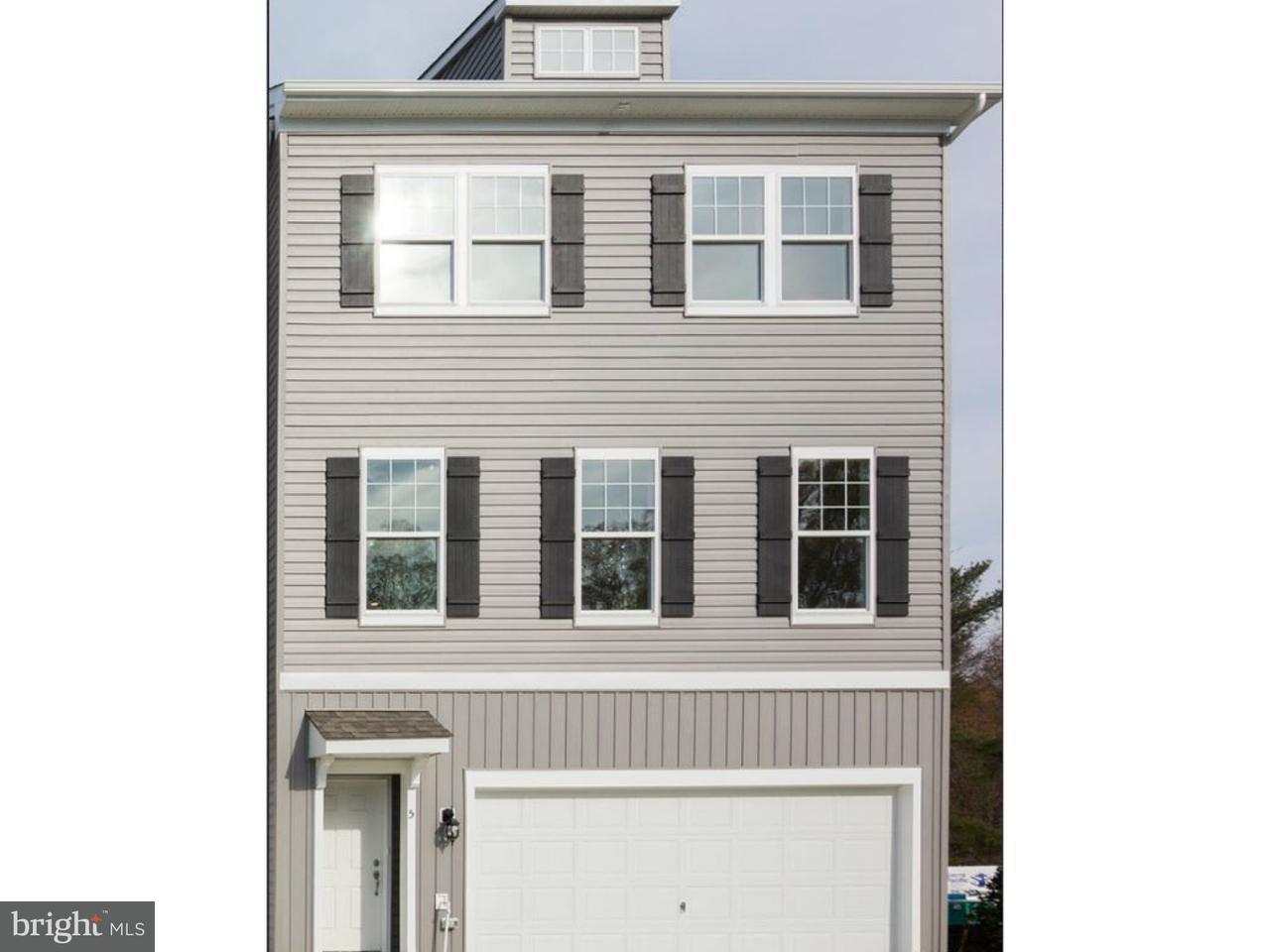 Radhus för Försäljning vid 5 SULLIVAN WAY Marlton, New Jersey 08053 Usa
