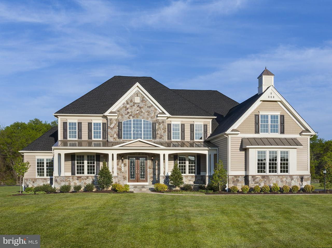 Частный односемейный дом для того Продажа на 16658 Bridle Ridge Lane 16658 Bridle Ridge Lane Olney, Мэриленд 20832 Соединенные Штаты