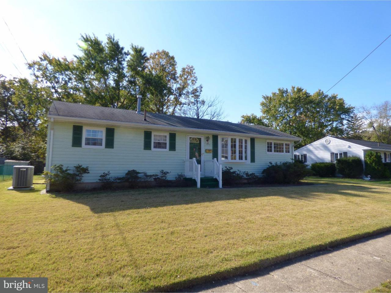 Single Family Home for Sale at 1075 GRANDVIEW Drive Pine Hill, New Jersey 08021 United States