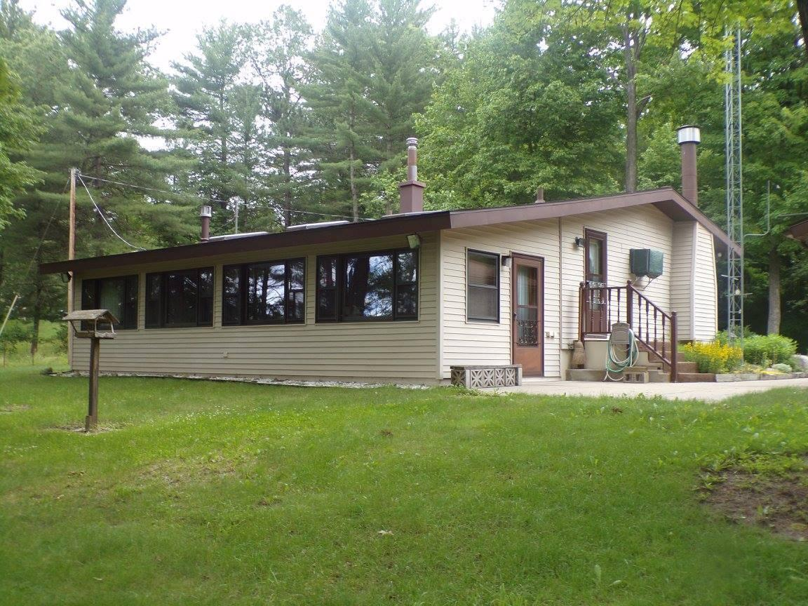 View Single-Family Home For Sale at N8645 Santosa Ln, STEPHENSON, MI