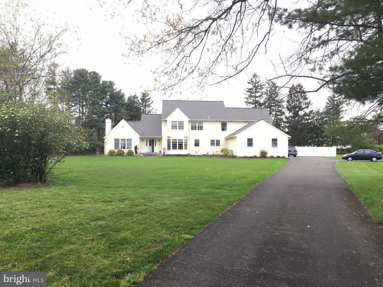 Частный односемейный дом для того Продажа на 1480 DILLON Road Upper Dublin, Пенсильвания 19002 Соединенные Штаты