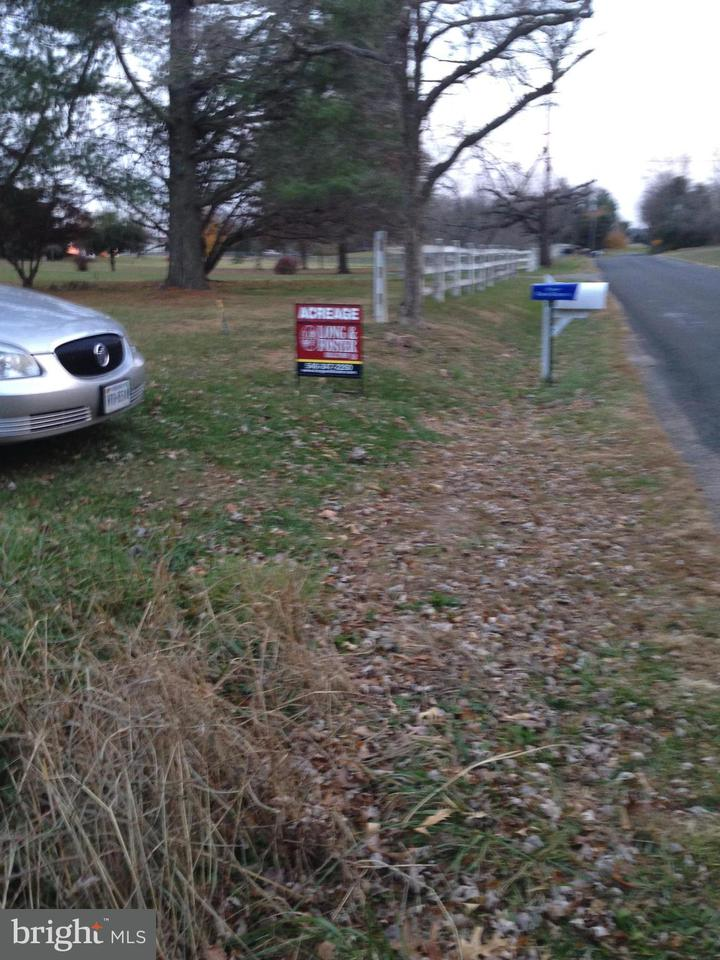 Land for Sale at OLD MARSH ROAD Road OLD MARSH ROAD Road Bealeton, Virginia 22712 United States