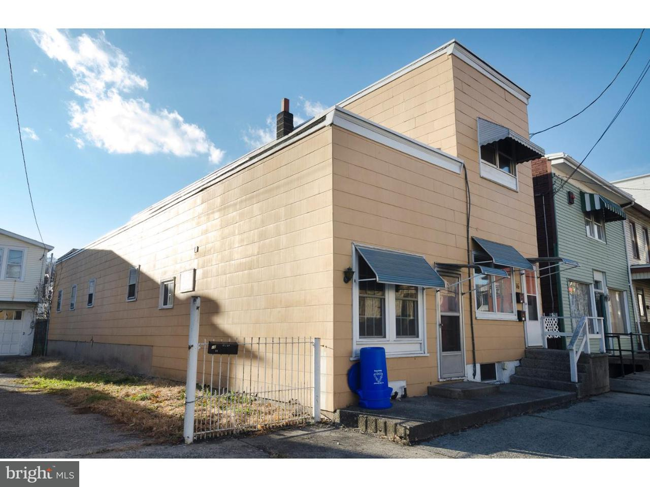 Single Family Home for Sale at 18 S 2ND Street St. Clair, Pennsylvania 17970 United States