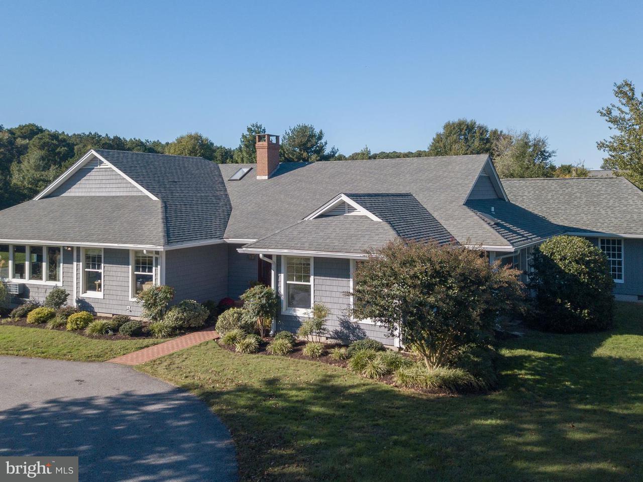 Maison unifamiliale pour l Vente à 6482 FAIRWAY Lane 6482 FAIRWAY Lane Easton, Maryland 21601 États-Unis