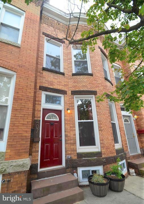 Other Residential for Rent at 407 28th St W Baltimore, Maryland 21211 United States