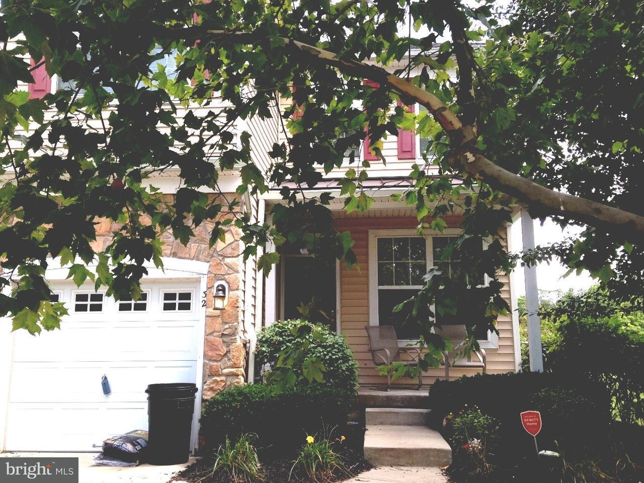 Condominio por un Alquiler en 32 CROWS NEST Court Mount Laurel, Nueva Jersey 08054 Estados Unidos