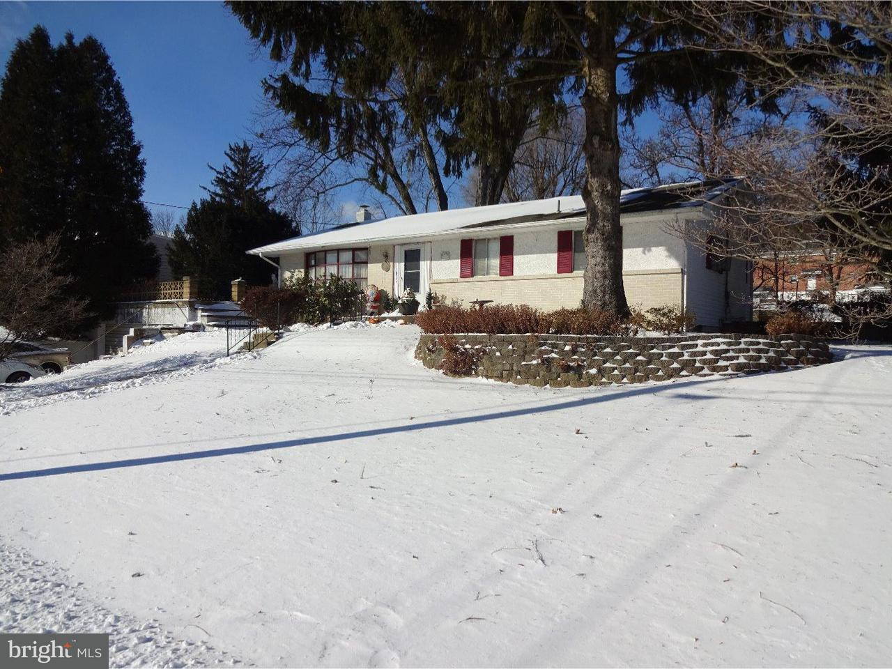 Single Family Home for Sale at 811 CHESTNUT Street Bally, Pennsylvania 19503 United States
