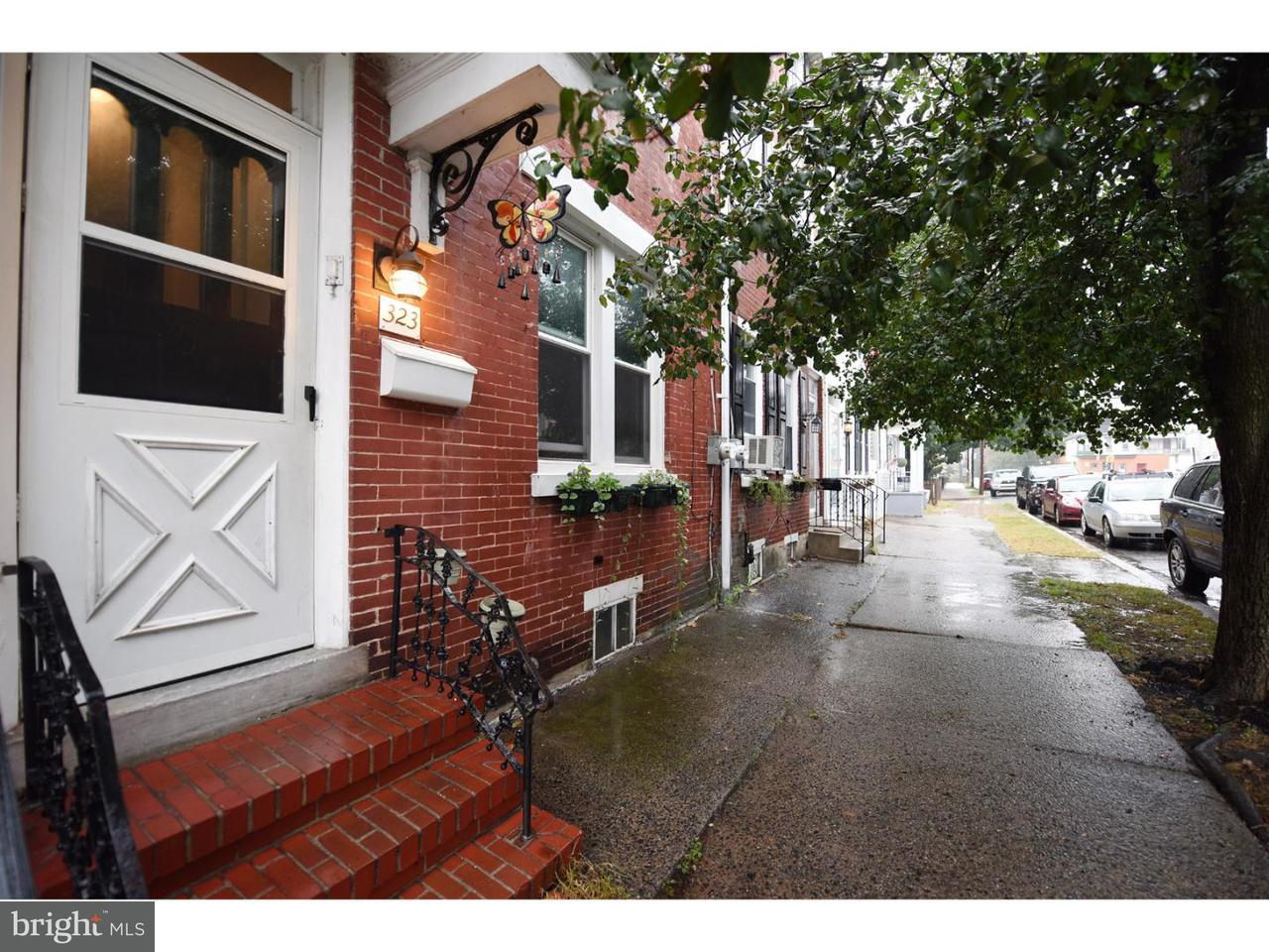 Townhouse for Sale at 323 WASHINGTON Avenue Phoenixville, Pennsylvania 19460 United States