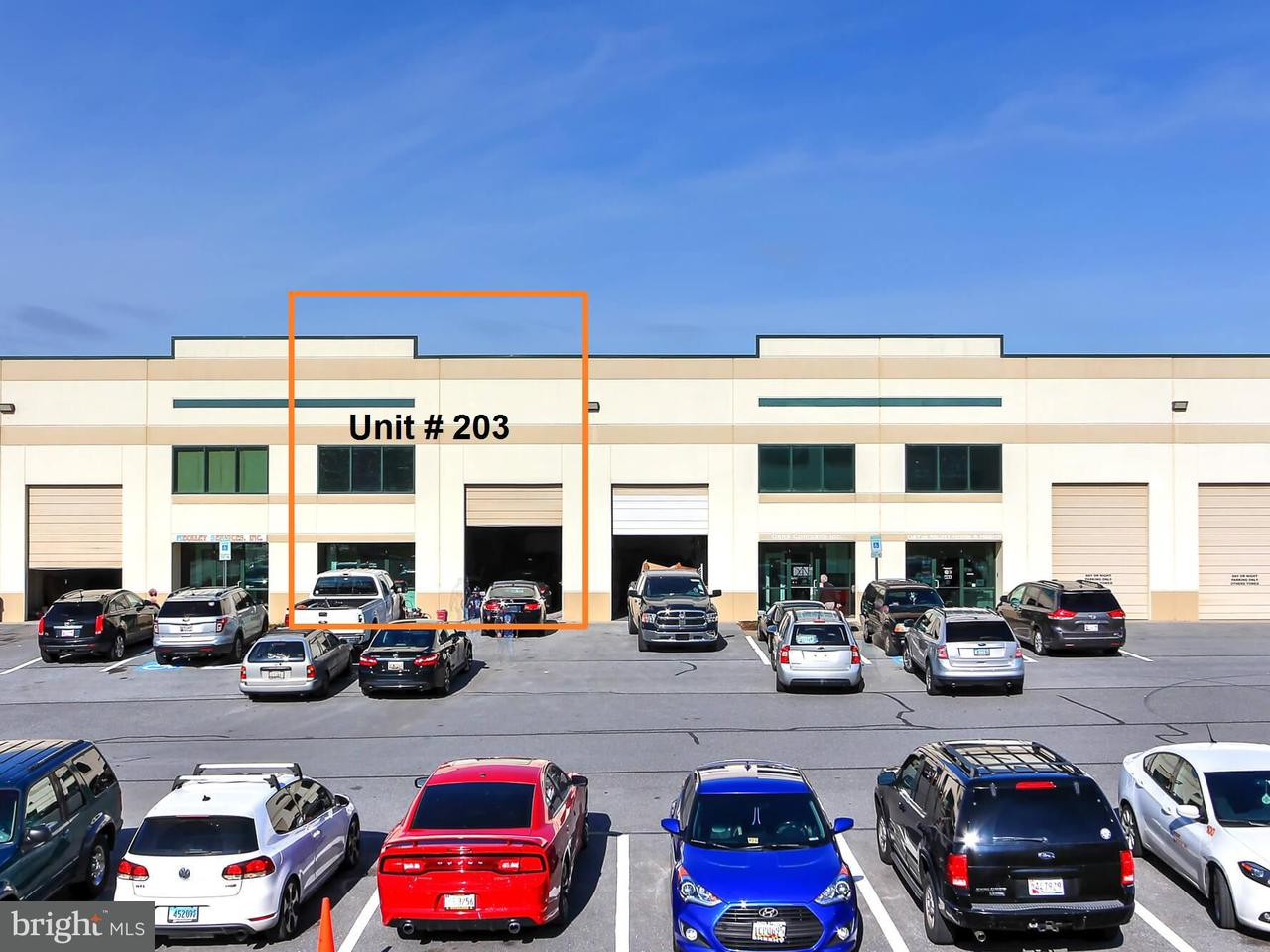 Commercial for Sale at 7410 COCA COLA DR #203 7410 COCA COLA DR #203 Hanover, Maryland 21076 United States