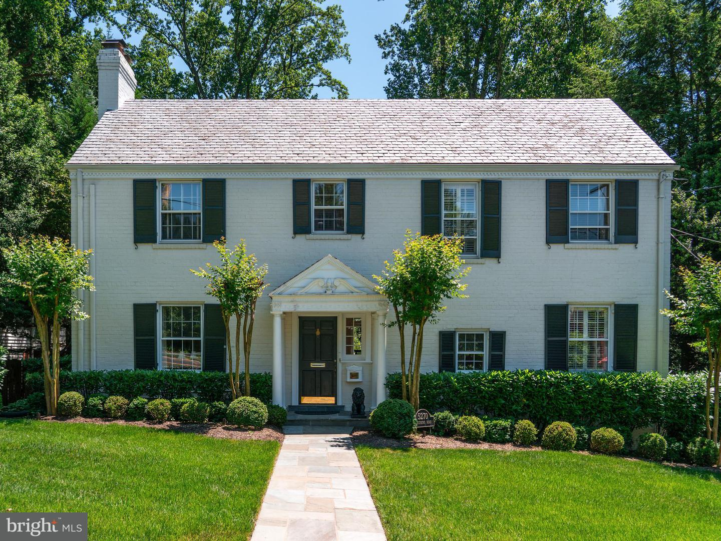 Single Family for Sale at 5270 Loughboro Rd NW Washington, District Of Columbia 20016 United States