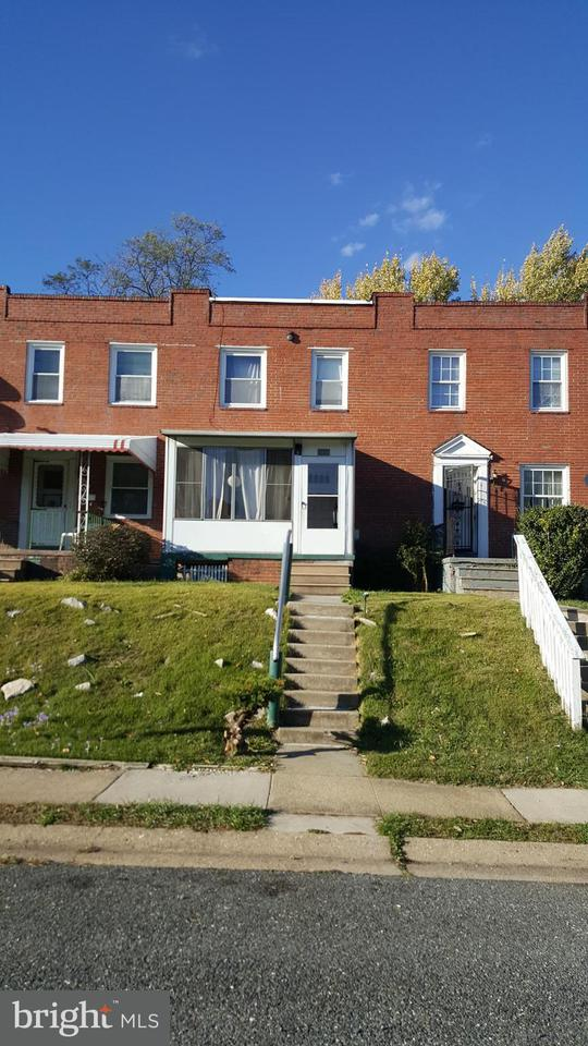 Single Family for Sale at 1002 W 43rd St Baltimore, Maryland 21211 United States