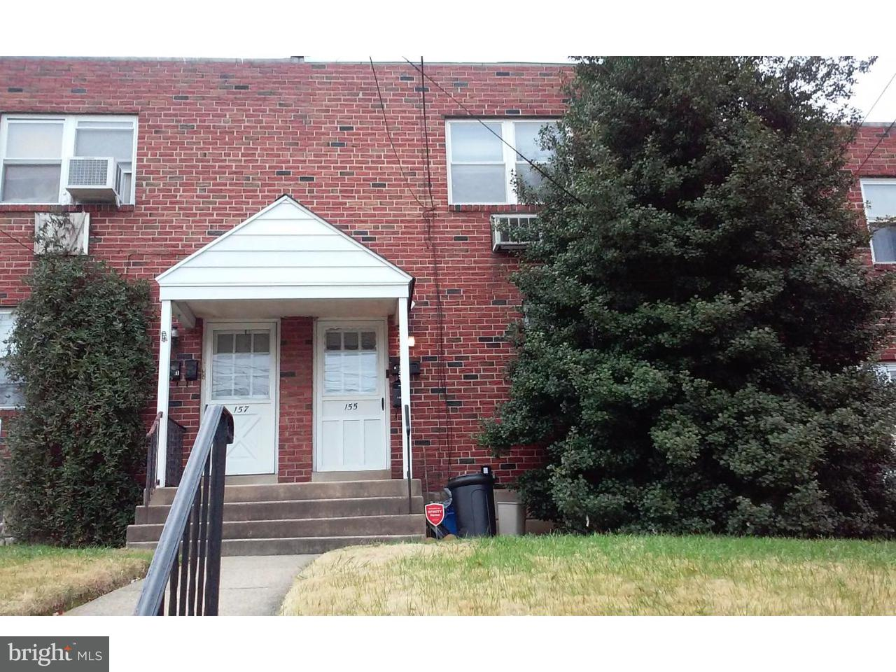 Townhouse for Rent at 155 BURMONT RD #2ND FL Drexel Hill, Pennsylvania 19026 United States