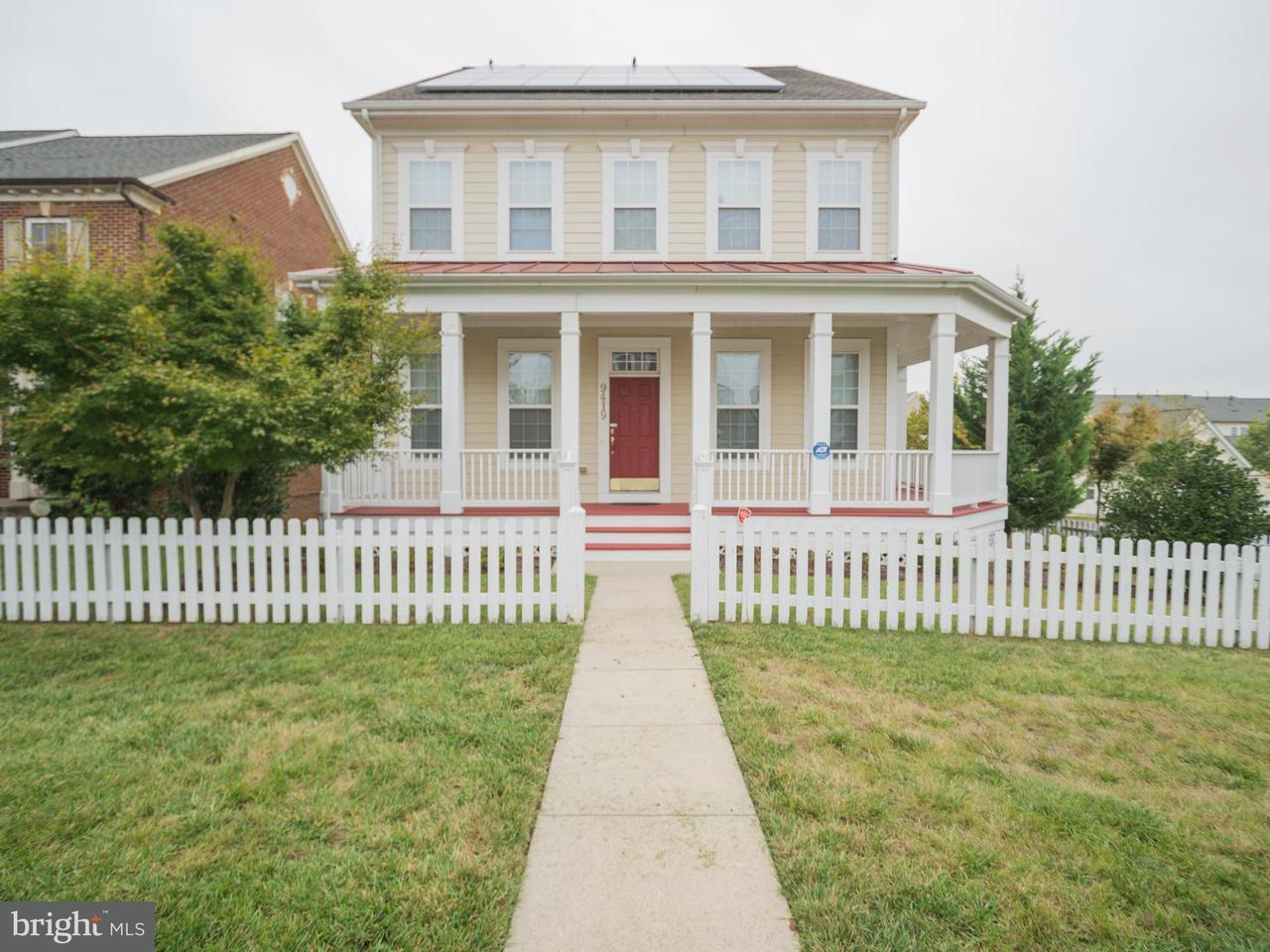 Частный односемейный дом для того Продажа на 9419 Penrose Street 9419 Penrose Street Urbana, Мэриленд 21704 Соединенные Штаты