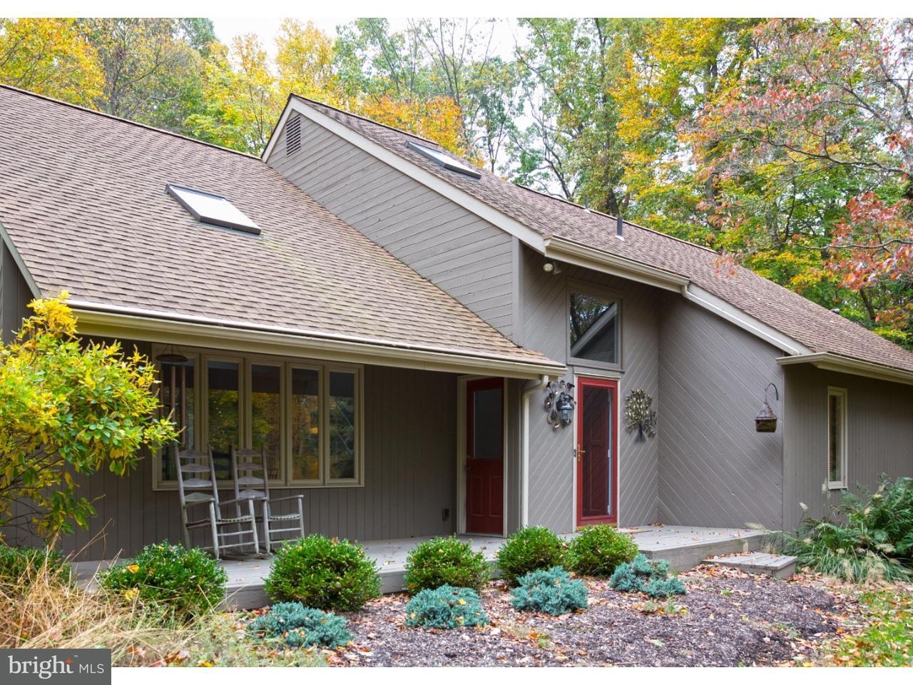 Частный односемейный дом для того Аренда на 6026 HIDDEN VALLEY Drive Doylestown, Пенсильвания 18902 Соединенные ШтатыВ/Около: Solebury Township