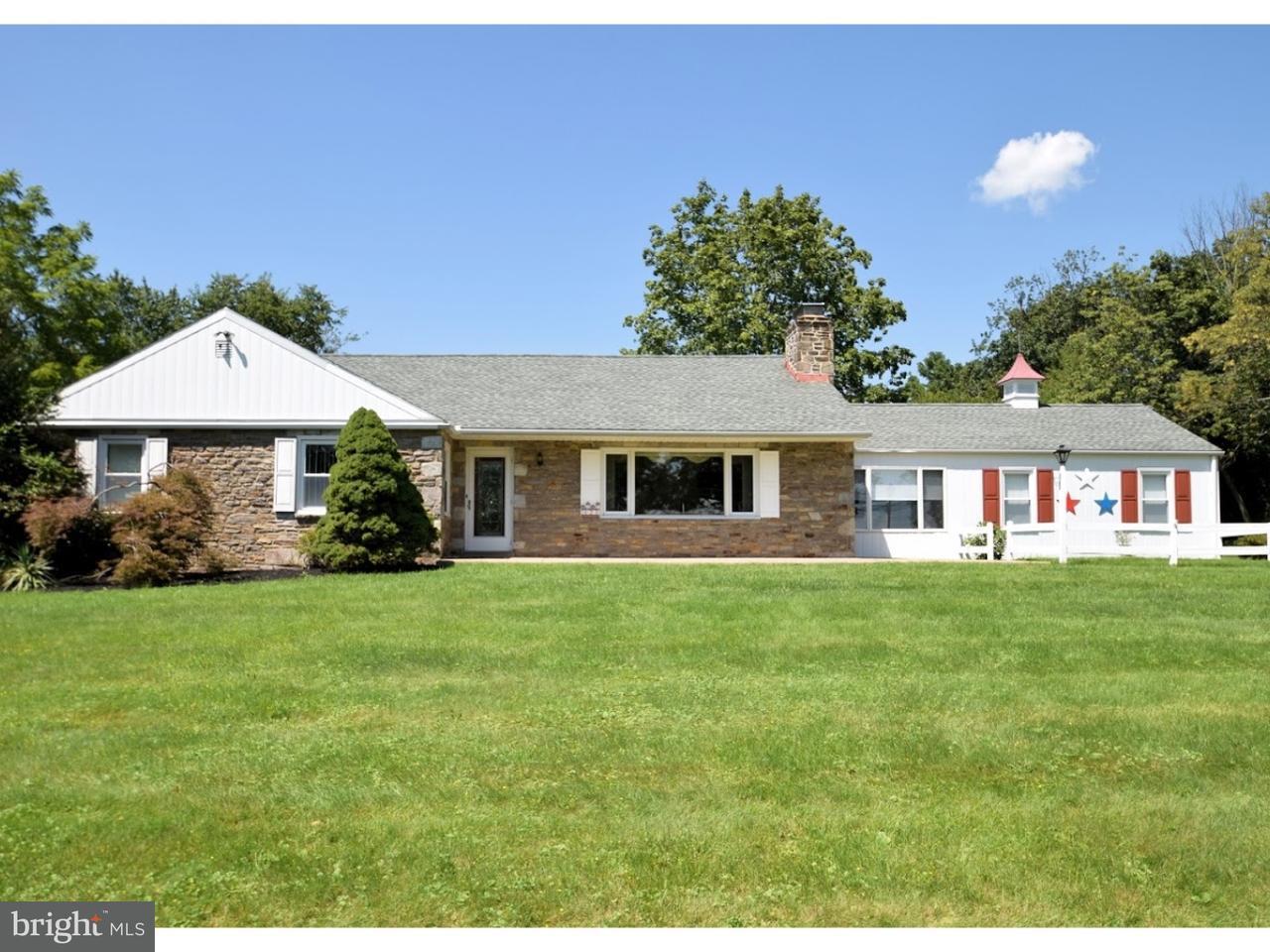 Частный односемейный дом для того Продажа на 123 FAIRHILL Road Hatfield, Пенсильвания 19440 Соединенные Штаты