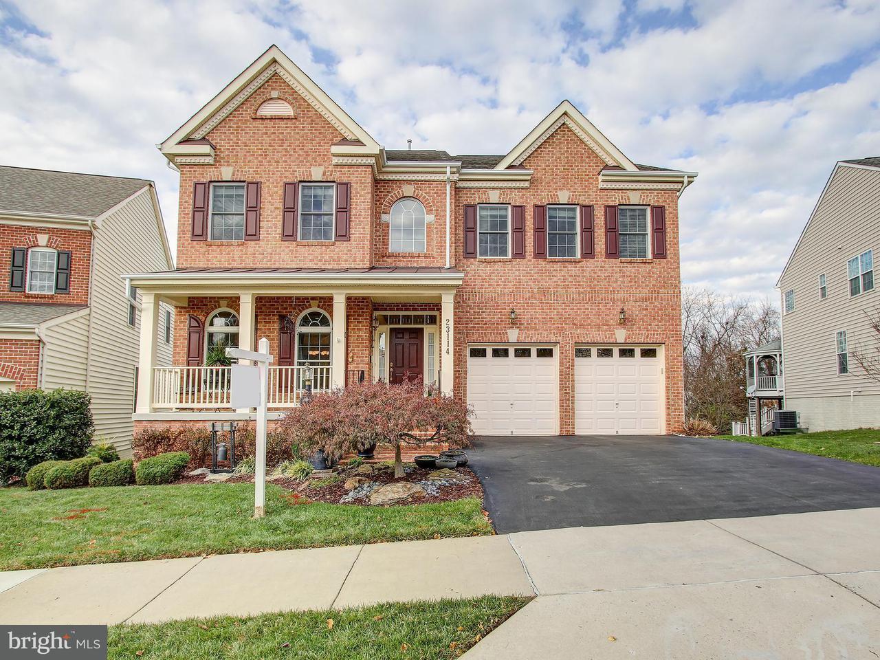 Eensgezinswoning voor Verkoop een t 23114 BIRCH MEAD Road 23114 BIRCH MEAD Road Clarksburg, Maryland 20871 Verenigde Staten