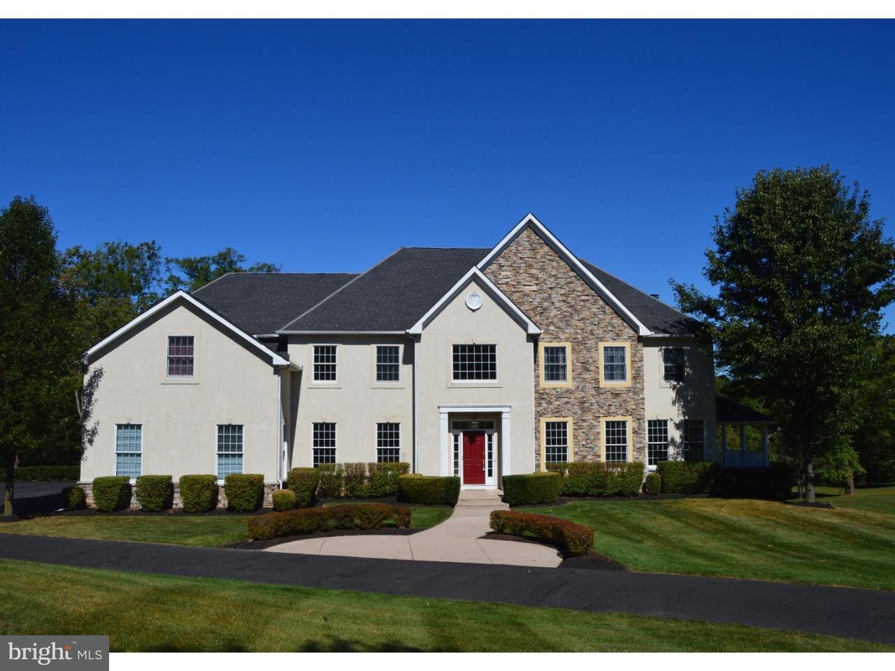 Частный односемейный дом для того Аренда на 20 BROOKS BEND Drive New Hope, Пенсильвания 18938 Соединенные Штаты