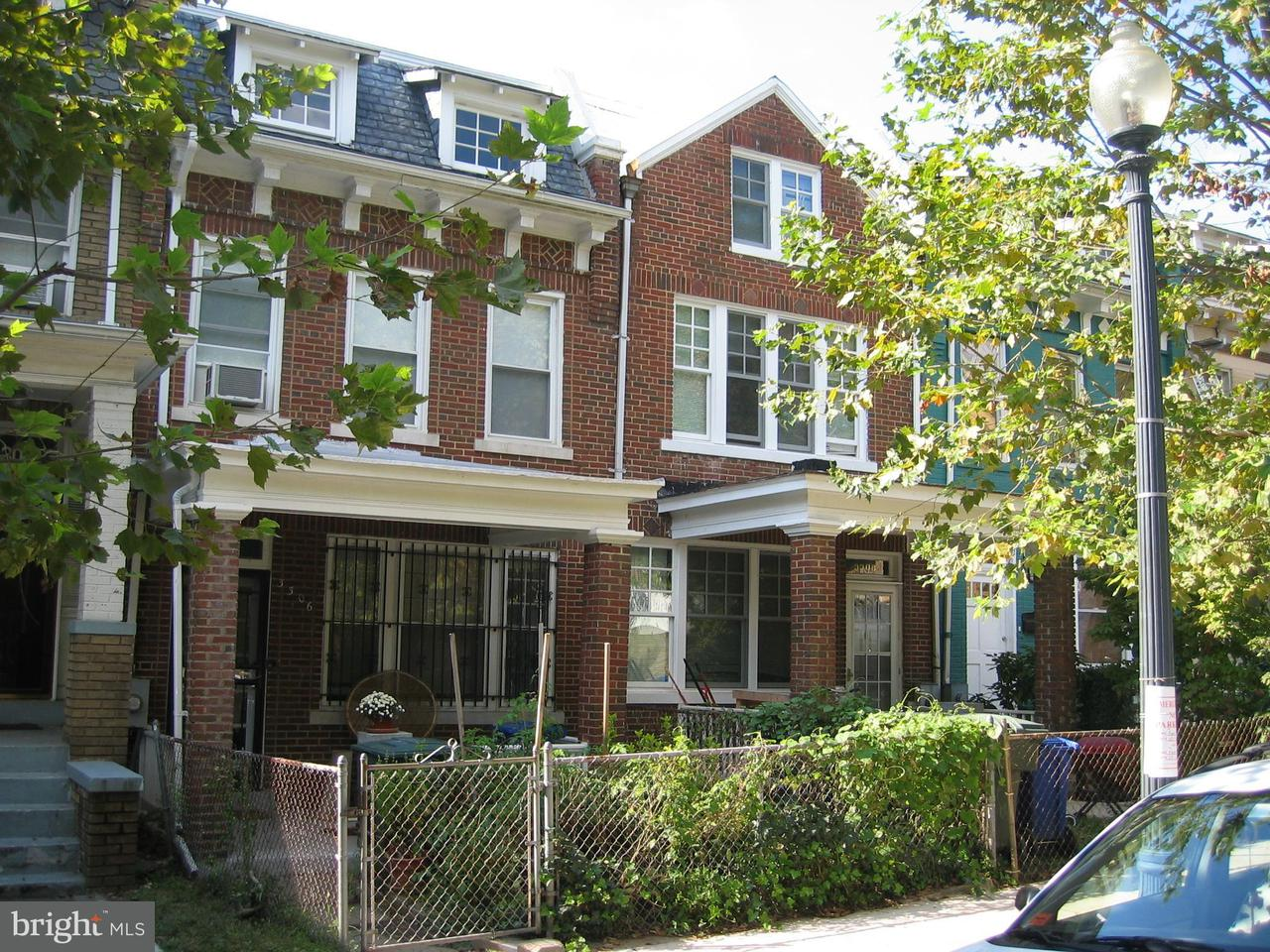 Other Residential for Rent at 3308 19th St NW Washington, District Of Columbia 20010 United States
