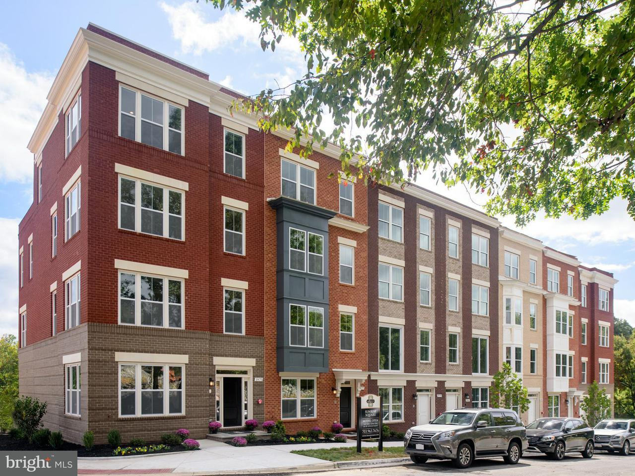 Townhouse for Sale at 11687 SUNRISE SQUARE Place 11687 SUNRISE SQUARE Place Reston, Virginia 20191 United States