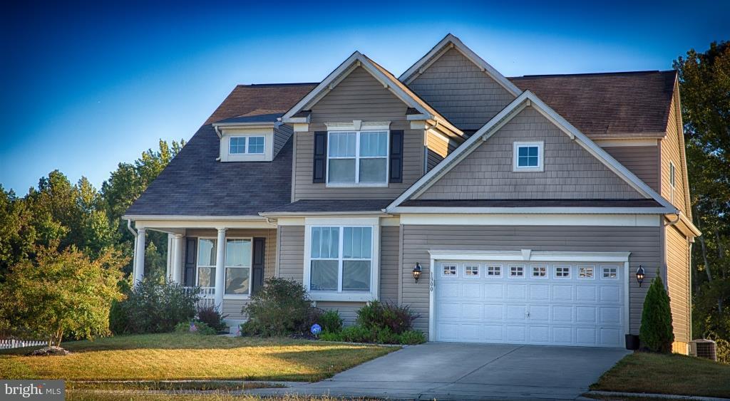 Single Family Home for Sale at 1300 SEWARDS Court 1300 SEWARDS Court Aberdeen, Maryland 21001 United States